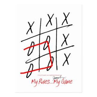 tony fernandes, it's my rule my game (7) postcard