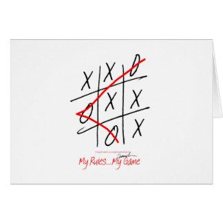 tony fernandes, it's my rule my game (8) card