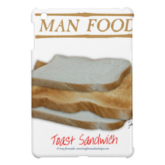 Tony Fernandes's Man Food - toast sandwich iPad Mini Covers