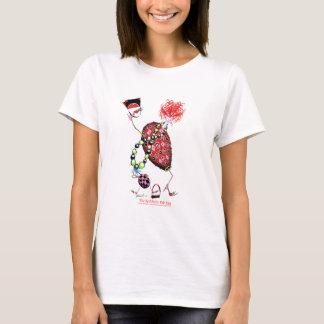Tony Fernandes's Red Ruby Fab Egg T-Shirt