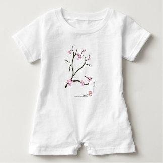Tony Fernandes Sakura Blossom 1 Baby Romper