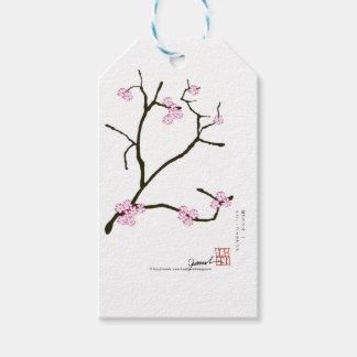 Tony Fernandes Sakura Blossom 1 Gift Tags