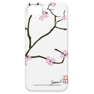 Tony Fernandes Sakura Blossom 1 iPhone 5 Case