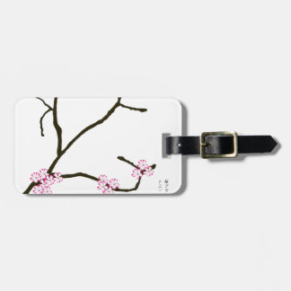 Tony Fernandes Sakura Blossom 1 Luggage Tag