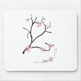 Tony Fernandes Sakura Blossom 1 Mouse Pad