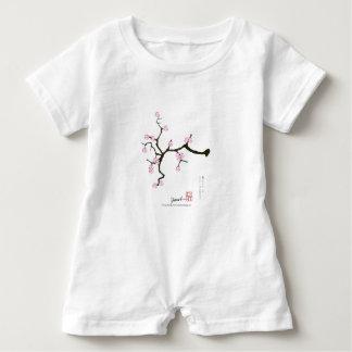 Tony Fernandes Sakura Blossom 2 Baby Romper