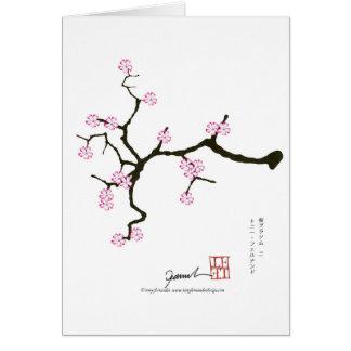 Tony Fernandes Sakura Blossom 2 Card