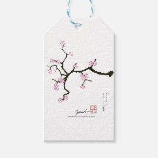 Tony Fernandes Sakura Blossom 2 Gift Tags