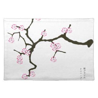 Tony Fernandes Sakura Blossom 2 Placemat