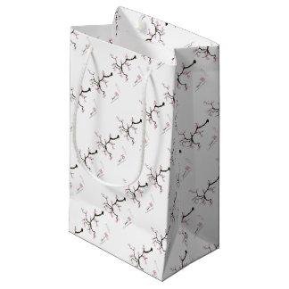 Tony Fernandes Sakura Blossom 2 Small Gift Bag