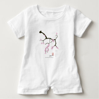 Tony Fernandes Sakura Blossom 3 Baby Romper