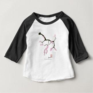 Tony Fernandes Sakura Blossom 3 Baby T-Shirt