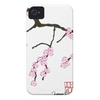 Tony Fernandes Sakura Blossom 3 iPhone 4 Case-Mate Case