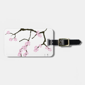 Tony Fernandes Sakura Blossom 3 Luggage Tag