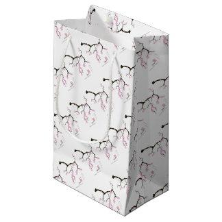 Tony Fernandes Sakura Blossom 3 Small Gift Bag