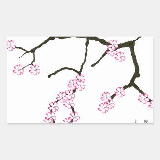 Tony Fernandes Sakura Blossom 3 Sticker