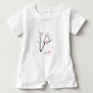 Tony Fernandes Sakura Blossom 5 Baby Romper