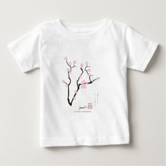 Tony Fernandes Sakura Blossom 5 Baby T-Shirt