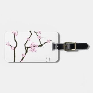 Tony Fernandes Sakura Blossom 5 Luggage Tag