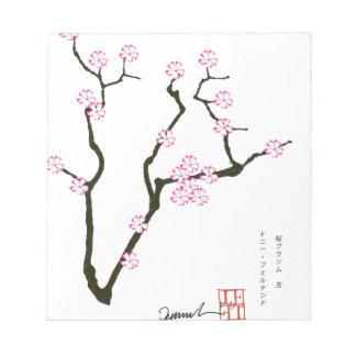 Tony Fernandes Sakura Blossom 5 Notepads