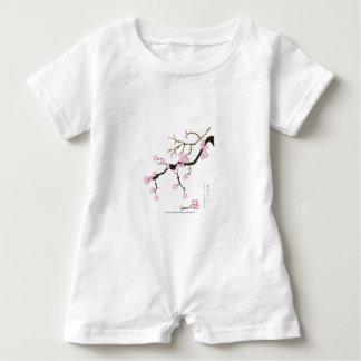 Tony Fernandes Sakura Blossom 6 Baby Romper