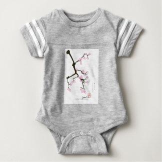 Tony Fernandes sakura lucky 7 Baby Bodysuit