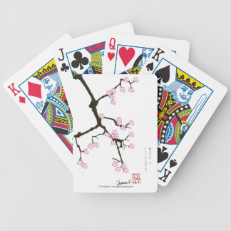 Tony Fernandes sakura lucky 7 Bicycle Playing Cards