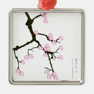Tony Fernandes sakura lucky 7 Metal Ornament