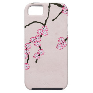 tony fernandes's antique blossom 3 iPhone 5 covers