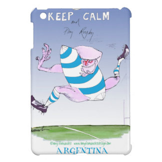 tony fernandes's argentina forward case for the iPad mini