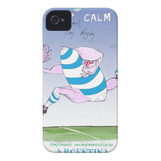tony fernandes's argentina forward Case-Mate iPhone 4 cases