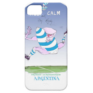tony fernandes's argentina forward iPhone 5 cover