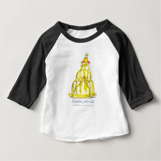 tony fernandes's banana jello cat baby T-Shirt