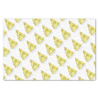 tony fernandes's banana jello cat tissue paper