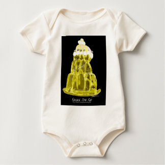 tony fernandes's banana jello rat baby bodysuit