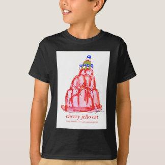 tony fernandes's cherry jello T-Shirt