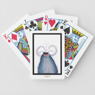 tony fernandes's cool hipster cat-snap bicycle playing cards