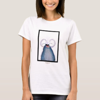 tony fernandes's cool hipster cat-snap T-Shirt