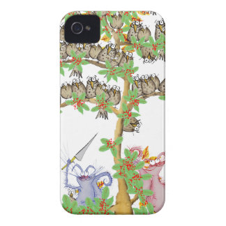 tony fernandes's dinner guests Case-Mate iPhone 4 case