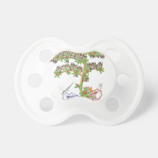 tony fernandes's dinner guests pacifier