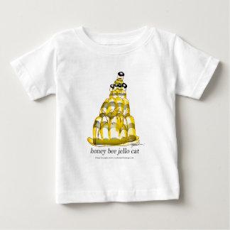 tony fernandes's honey bee jello baby T-Shirt