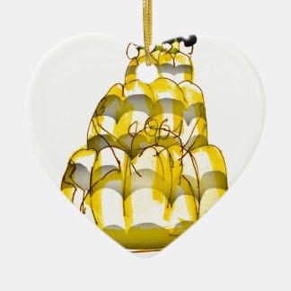 tony fernandes's honey bee jello ceramic ornament