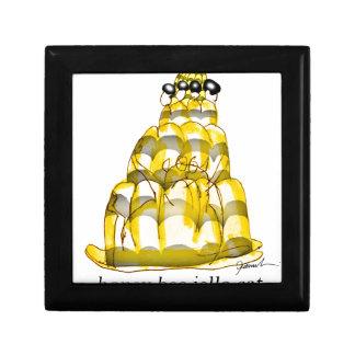 tony fernandes's honey bee jello gift box