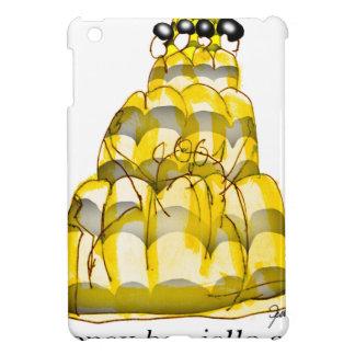 tony fernandes's honey bee jello iPad mini cover