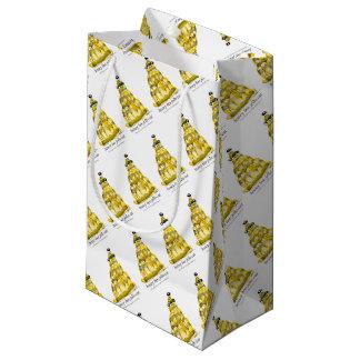 tony fernandes's honey bee jello small gift bag