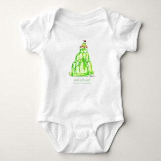 tony fernandes's kiwi jello baby bodysuit