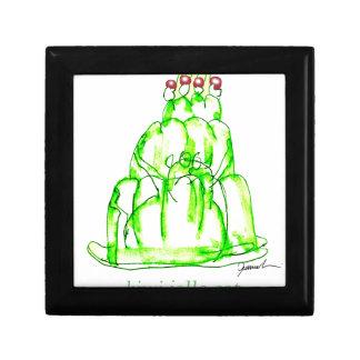 tony fernandes's kiwi jello gift box