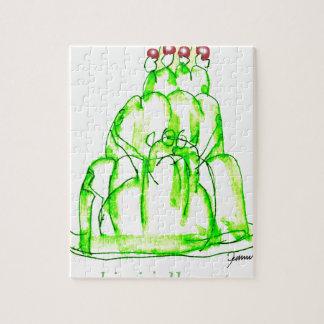 tony fernandes's kiwi jello puzzle