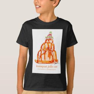 tony fernandes's kumquat jello cat T-Shirt