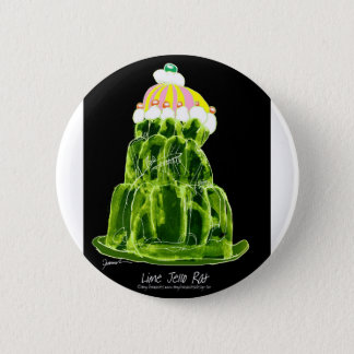 tony fernandes's lime jello rat 2 inch round button